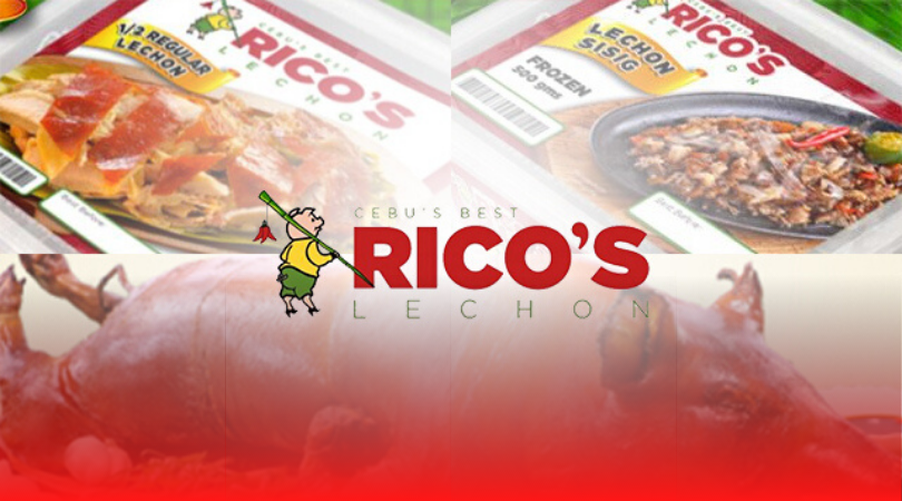 Rico's Lechon Business Pivot During the COVID-19
