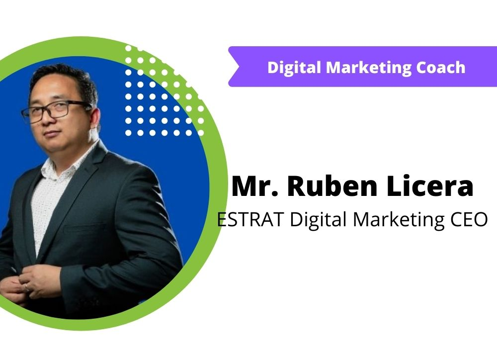Ruben Licera - Virtual Assistance Training Course Mentor